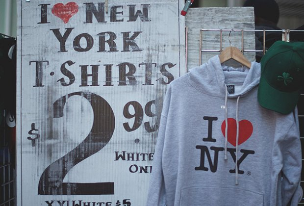 Shirts in New York